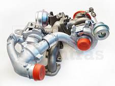 Турбина для Saab 9-3 II 1.9 TTiD - 132 кВт/ 180 л.с.