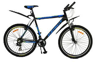Горные одноподвесные велосипеды azimut