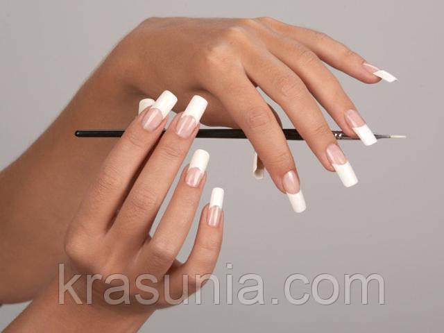 Технология микромоделирования ногтей