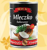 Молоко кокосове 17% - 19%, Польша, 400 мл