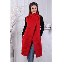 Пальто стильное из кашемира женское 1199 норма