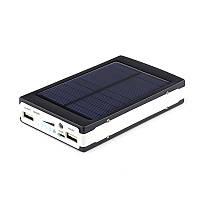 Power Bank 50000 mAh с солнечной батареей и Led панелью, фото 1