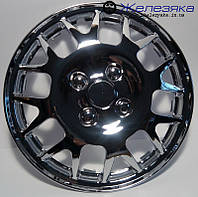 Колпаки R13 Vitol СM-8523-13 (хром)