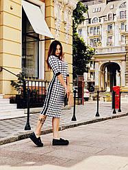Элегантное платье 3812