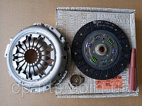 Комплект сцепления Dacia Super Nova 1.4 (оригинал)