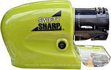 Универсальная точилка электрическая Swifty Sharp, фото 2