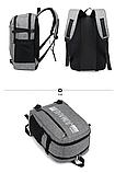 Рюкзак міський синій Jumahe, фото 7