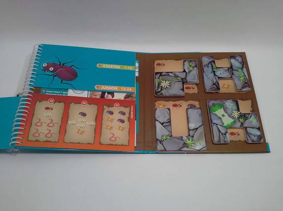 ИграНастол СМАРТ Дорожня магнітна гра Хитрі жуки [7+ лет], фото 2