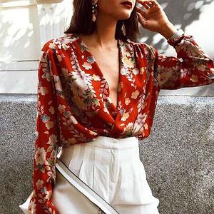 блузки и туники женские