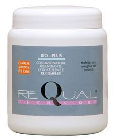 ReQual  BIO-PLUS Крем-маска для объема и роста шерсти