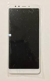 Дисплей (экран) Xiaomi Redmi 5 with touch screen (с тачскрином в сборе), white (белый)