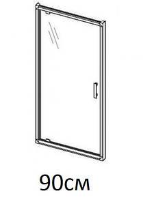 Душові двері 90см
