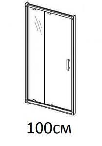 Душові двері 100см