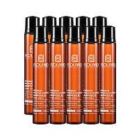 Филлер восстанавливающий для волос FLOLAND Premium Keratin Change Ampoule / 10 шт