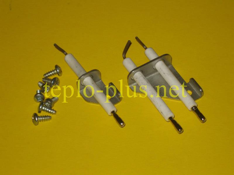 Комплект электродов (розжиг и контроль пламени) 8719905149 Bosch Gaz 4000 W, Gaz 5000 W  , фото 2
