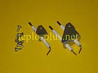 Комплект электродов (розжиг и контроль пламени) 8719905149 Bosch Gaz 4000 W, Gaz 5000 W  , фото 1