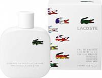 Lacoste Eau De L.12.12 Blanc Olimpic Limited Edition (Лакост Бланк Олимпик), мужская туалетная вода, 100 ml