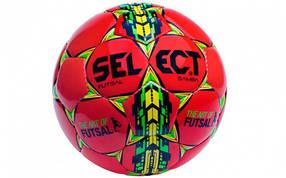 Мяч футзальный №4 SELECT FUTSAL Z-SAMBA-R (красный-зеленый-желтый)
