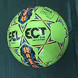 Мяч для футзала (мини-футбола) SELECT MASTER (размер 4), фото 9