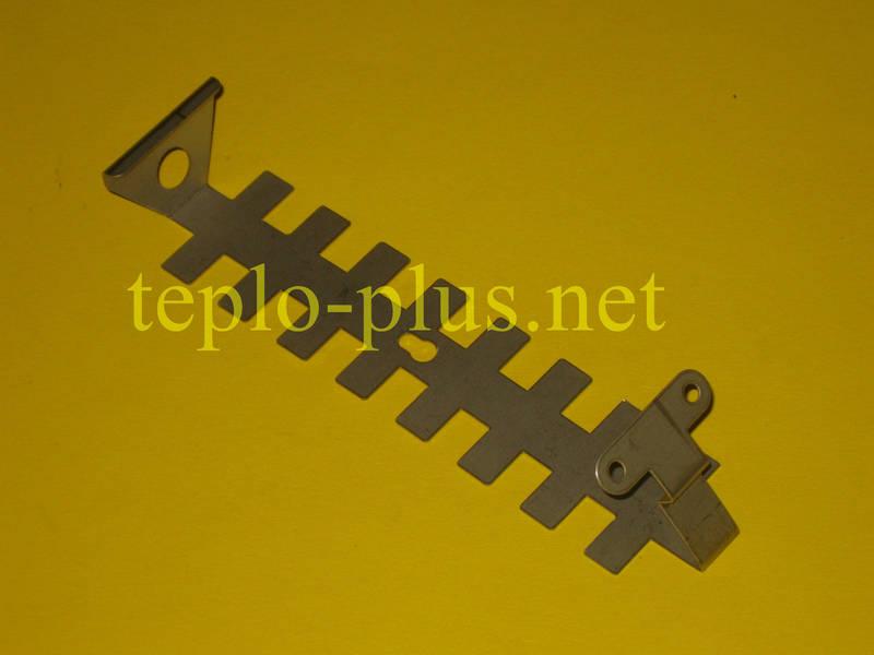 Распределитель теплового потока (планка горелки, теплообменника) 8711304692 Bosch Gaz 4000 W, Gaz 5000 W , фото 2