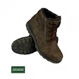 Ботинки Grensho Grizzly зимние