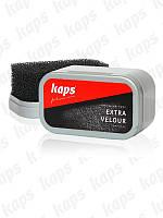 Губка для обуви Extra Velour - для изделий из замши и нубука 020104