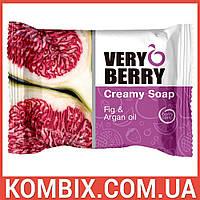 """Creamy Soap Fig & Argan oil / Крем-мыло """"Инжир и масло арганы"""" (100 мл)"""