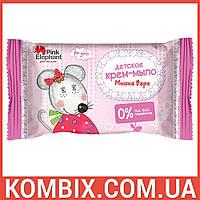"""Детское крем-мыло """"Мышка Варя"""" для детей 3 - 6 лет (90 мл)"""