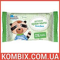 Детское крем-мыло Енот Даня для детей 3-6 лет (90 мл)