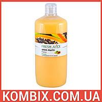 """Крем-мыло """"Papaya"""" с увлажняющим молочком авакадо (1000 мл)"""
