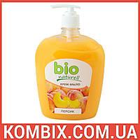 """Крем-мыло """"Персик"""" с экстрактом персика и глицерина (1000 мл)"""
