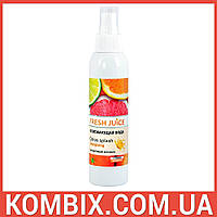 Освежающая вода Citrus splash Energizing для увлажнения и тонизирования (150 мл)