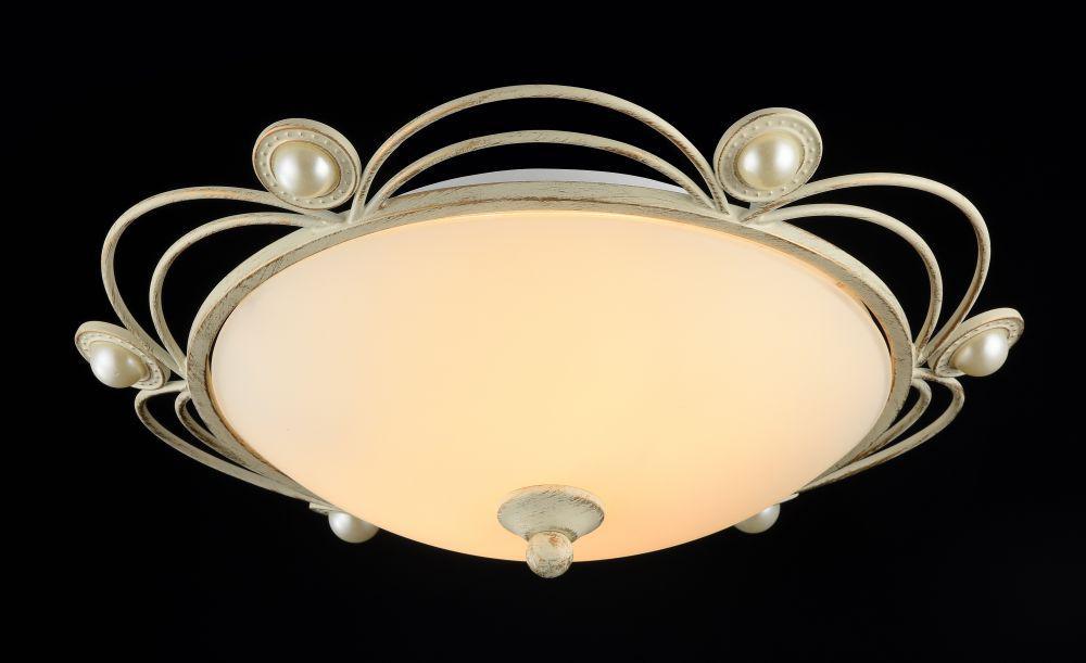 Стельовий світильник FREYA FR2700-СL-03-WG ALMADO