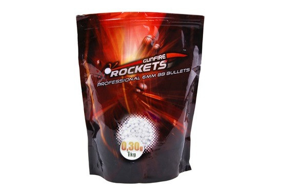 Кулі Rockets Professional 0,30g 1kg