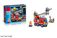 Конструктор Brick 903 Пожарная охрана, 130 деталей