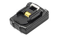 Аккумулятор PowerPlant для шуруповертов и электроинструментов MAKITA 18V 1.5Ah Li-ion