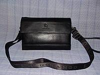 Барсетка клатч мужская Gorangd 6681-2 черная