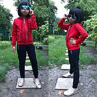 Детский спортивный костюм с капюшоном М-3507