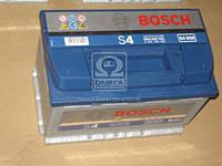 Аккумулятор   74Ah-12v BOSCH (S4008) (278x175x190),R,EN680