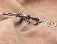 """Металевий брелок для чоловіка """"АК-47""""!, фото 1"""