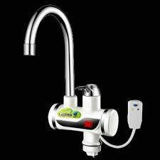 Мгновенный нагреватель воды для кухни и душа, фото 2