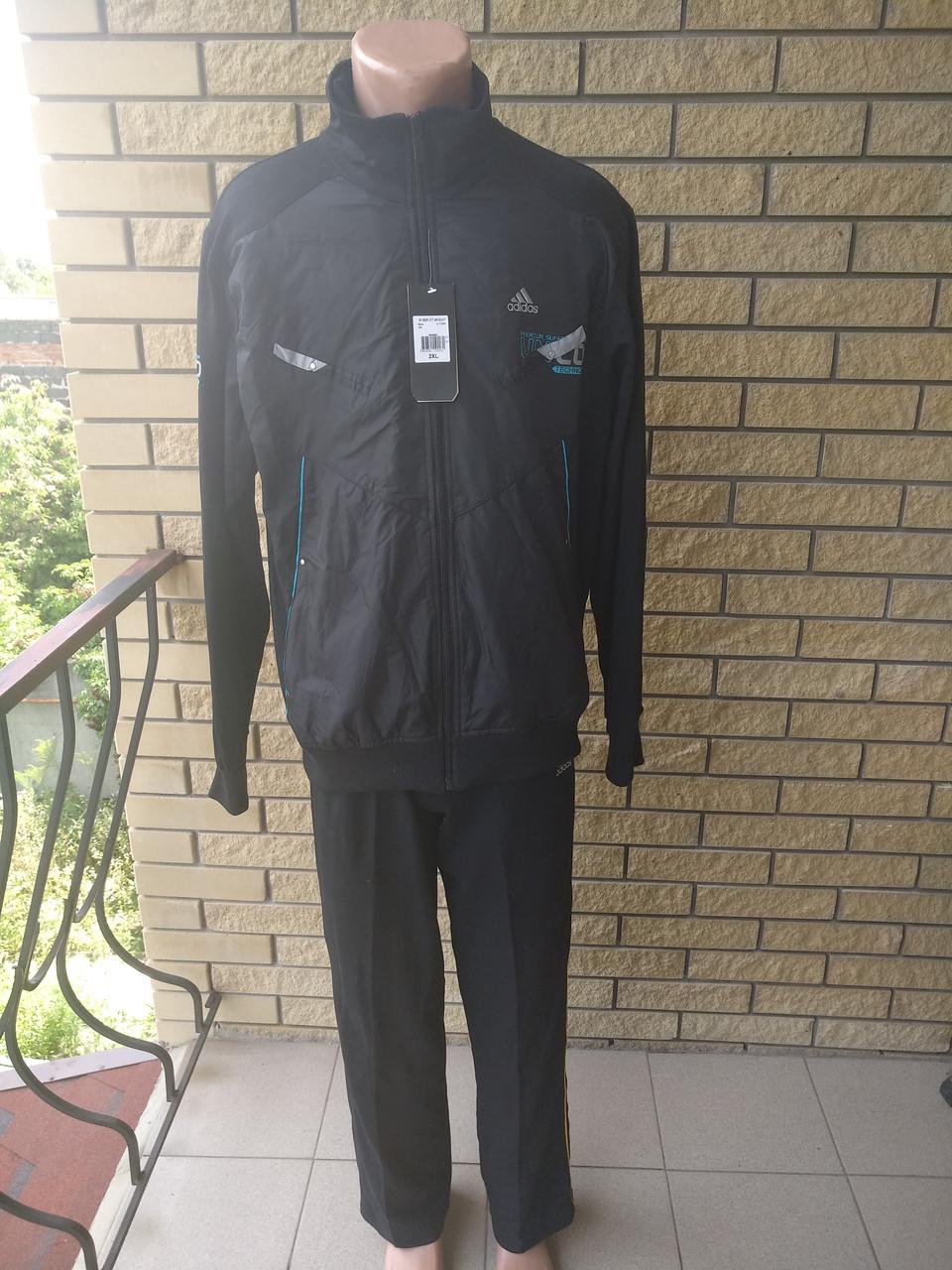 Спортивный костюм мужской  реплика ADIDAS, Турция