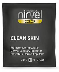 Средство для защиты кожи во время окрашивания Nirvel Clean skin, 3мl. Nirvel Clean skin.