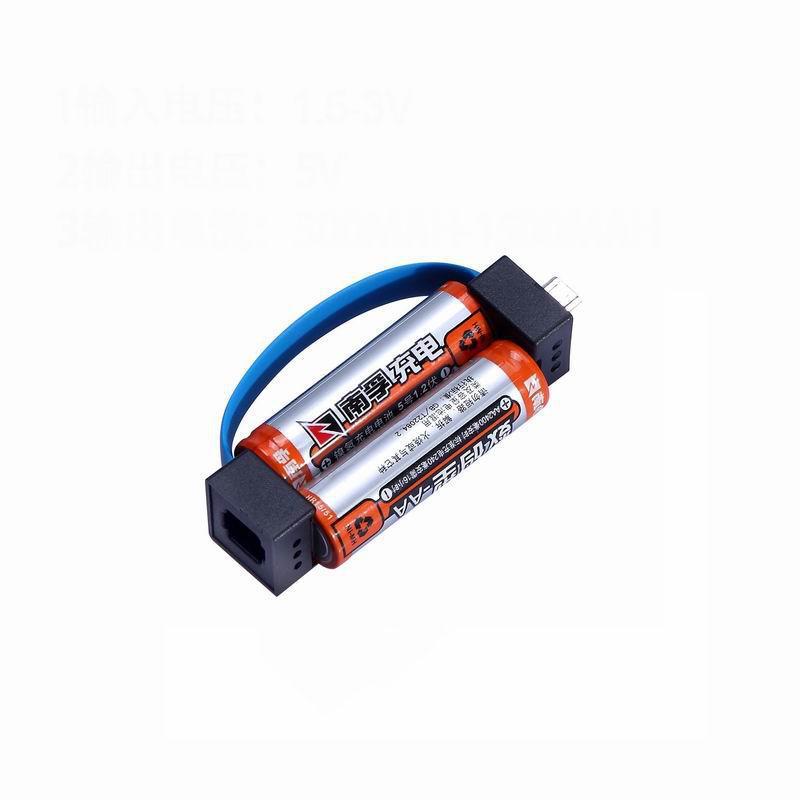 """Внешнее зарядное устройство для смартфона на 2 батарейках ААА! Мини зарядка для телефона! Power Bank! - Интернет-магазин """"ВТренде"""" в Киеве"""
