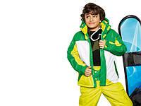 Лыжная термо куртка для мальчиков из Германии