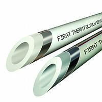 Труба полипропилен стабилизированная Stabi PN40 FIRAT