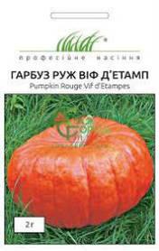 Семена тыквы Руж Виф д'Этамп  2 г