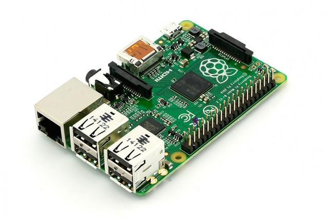 Одноплатні комп'ютерній комп'ютері Raspberry Pi