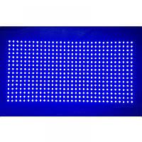 Светодиодный модуль P10DIPO-B синий для светодиодных экранов и вывесок IP65