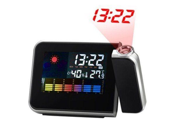 Проекционные часы с проектором